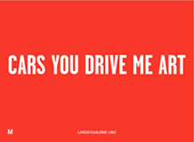 Cars You Drive Me Art