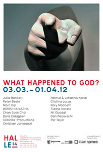 What Happened To God? Exhibition 2012